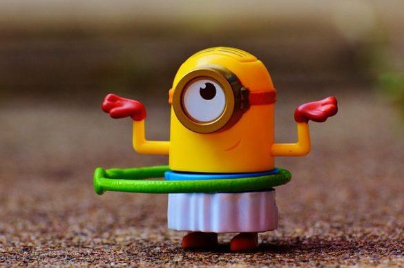 Ideas para manualidades de minions, Mi villano favorito