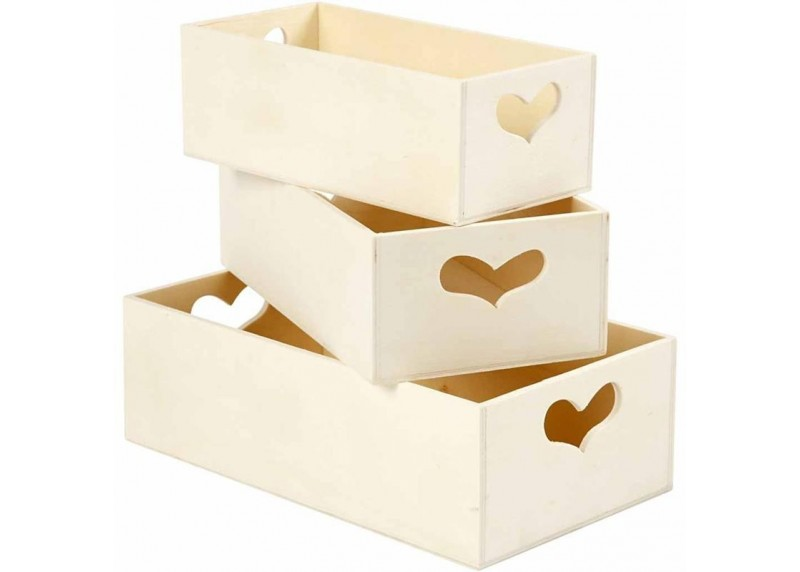 cajas de madera para manualidades